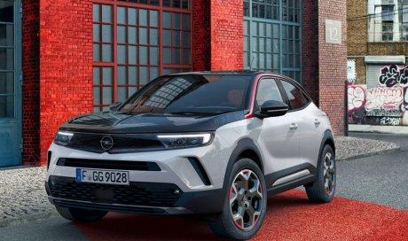Nouveau Opel Mokka dans votre garage automobile à Saint-Just-Saint-Rambert