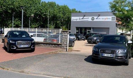 Vente de véhicules d'occasion ou neufs dans votre garage automobile à Saint-Just-Saint-Rambert