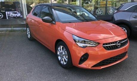 Vente de voiture Opel Corsa d'occasion au garage automobile à Saint-Just-Saint-Rambert