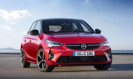 Vente de véhicule neuf Corsa dans votre garage automobile à Saint-Just-Saint-Rambert